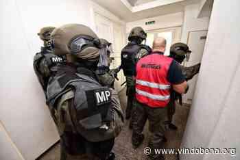 Austria Participates in Huge Blow Against International Organized Crime - Vindobona