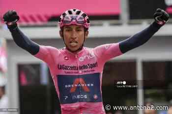 Preparador físico del INEOS dio las condiciones para que Egan Bernal corra la Vuelta a España - Antena 2