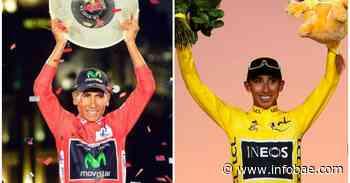 Egan Bernal y Nairo Quintana, entre los cinco mejores ciclistas del siglo XXI en grandes vueltas - infobae