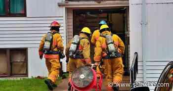 UPDATE: Fire in Kentville apartment building deemed suspicious | Saltwire - SaltWire Network