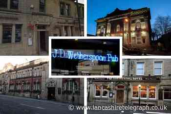 Google reviews of every East Lancashire Wetherspoons