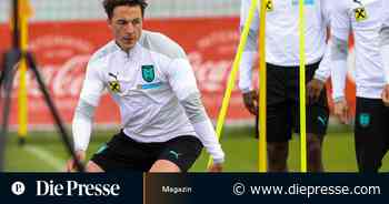Julian Baumgartlinger: Kapitän ohne Spielpraxis - Die Presse