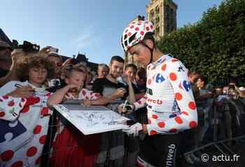 """Tour de France : Warren Barguil sent une étape """"nerveuse"""" entre Lorient et Pontivy - actu.fr"""