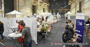 Lorient - Vaccination, où en est-on dans le Pays de Lorient ? - Le Télégramme