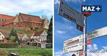 Radtour von der Prignitz über Havelberg nach Rathenow: Dom, Havellandschaft und ein Nadelwehr warten am - Märkische Allgemeine Zeitung