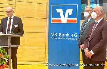 Maulburg: Für eine neue, starke Volksbank - Maulburg - www.verlagshaus-jaumann.de