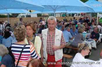 Erstes Weinfest seit über einem Jahr - Schriesheim - Nachrichten und Informationen - Mannheimer Morgen
