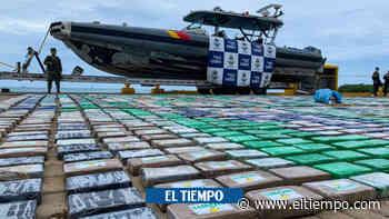 Cae nuevo cargamento de cocaína en San Andrés - El Tiempo