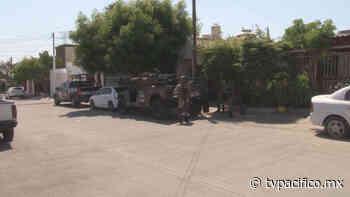 Aseguran vivienda en la colonia Guadalupe Victoria | Seguridad | Noticias | TVP - TV Pacífico (TVP)