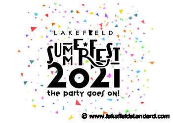 Summerfest fun to fire up on Monday - Lakefield Standard