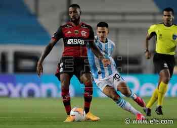 Flamengo anuncia la transferencia de Gerson al Oympique de Marsella - EFE - Noticias