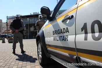 Criminosos furtam 26 rodas de caminhão de empresa em Flores da Cunha | Grupo Solaris - radiosolaris.com.br