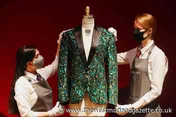 L'Wren Scott jackets designed for Mick Jagger to go under the hammer