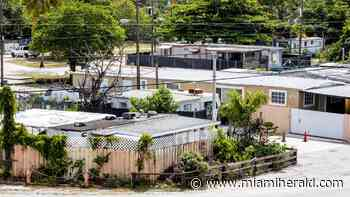 South River Drive Mobile Home Park residents face eviction - Miami Herald