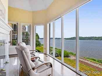$1.9M Edgewater Mansion Overlooks South River - Patch.com