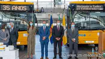 Empresa 'Horários do Funchal' celebra 35 anos de existência - jm-madeira.pt
