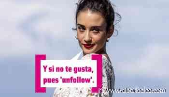 María Pedraza, un bikini amarillo y la confirmación de lo suyo con Álex González - El Periódico