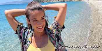 El último bikini de María Pedraza te convencerá para elegir el amarillo este verano - Cosmopolitan Spain