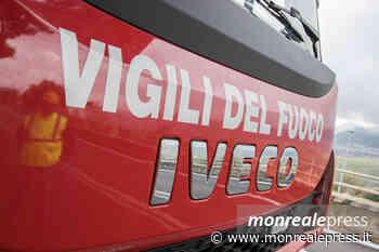 Incendio al porto nell'area logistica della Grimaldi Group: trovate bottiglie incendiarie - Monreale Press
