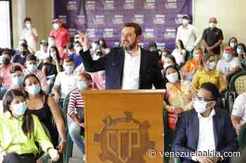 Ecarri anunció candidato del Lápiz en Valle de la Pascua - Venezuela Al Día