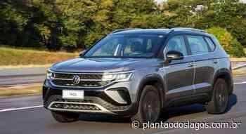Aceleramos o novo VW Taos 2022: conheça - Plantao dos Lagos