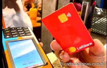 Rede Carta entrevista Marco Maia e Daniel Gonçalves do banco digital LeftBank - Carta Campinas