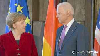 Angela Merkel: Der G7-Gipfel ist ein Abschied - Westdeutsche Allgemeine Zeitung