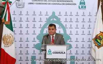 PRI Coahuila con los mejores resultados: Eduardo Olmos - Noticias del Sol de la Laguna