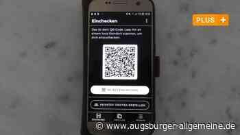 Mit der Luca-App im Illertisser Rathaus einchecken - Augsburger Allgemeine