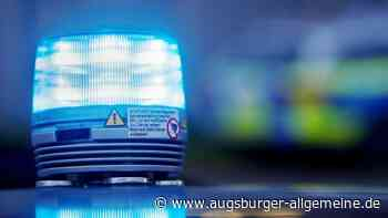 Größerer Polizeieinsatz war in Illertissen-Au im Gange - Augsburger Allgemeine