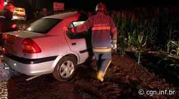 Mulher morre em colisão frontal com caminhão na PR-239, entre Assis e Toledo - CGN