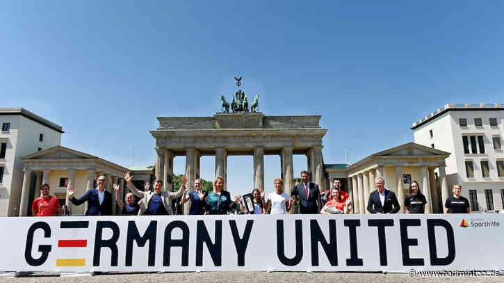 """Sporthilfe-Kampagne """"Germany United"""" ruft zu neuem Wir-Gefühl in der Gesellschaft auf"""