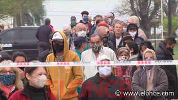 Vacunaron contra el Covid a mayores de 60 años en San Benito: testimonios - Elonce.com
