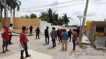 Morenistas resguardan conteo de votos en Candelaria ante posible fraude - PorEsto