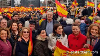 El PP de Álava acudirá a «nivel personal» a Colón - GasteizBerri.com