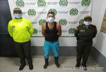 Capturaron a alias 'Cachi' por el asesinato de una persona en Planadas – Tolima - Alerta Tolima