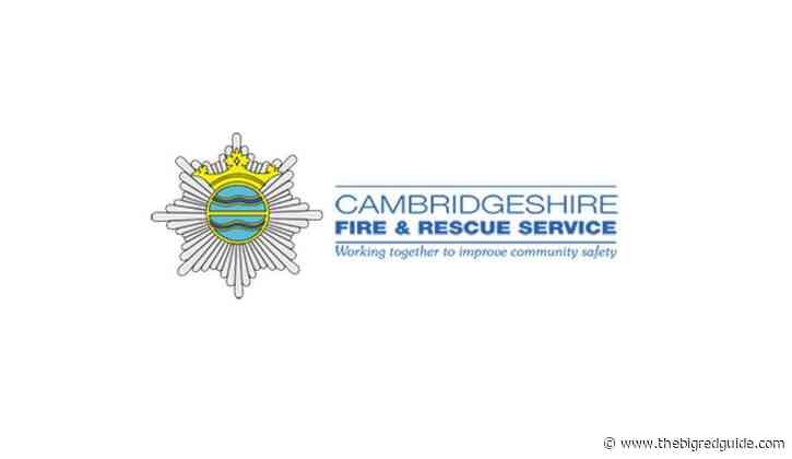 Cambridgeshire Fire And Rescue Service Celebrates Staff Vaccination Support
