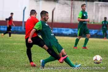 Vini Moraes é oficializado como reforço do Nação Esportes Canoinhas - Jornal Correio do Norte