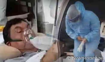 Condición de medico trasladado desde Puerto Maldonado es estable   Panamericana TV - Panamericana Televisión