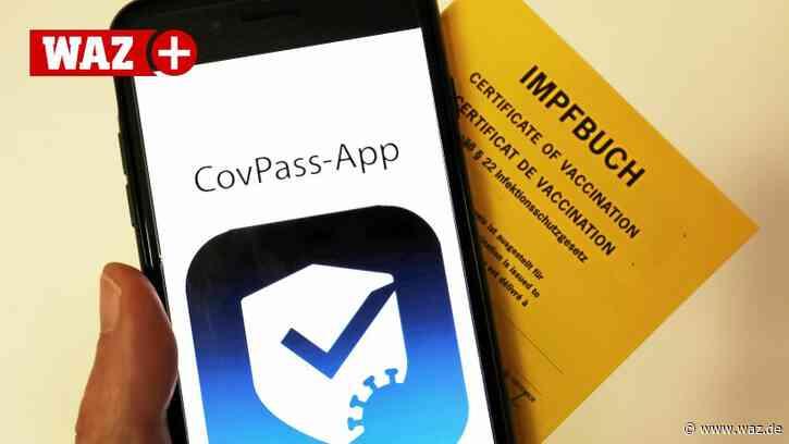 Digitaler Impfpass: Apotheker rechnen mit einem Ansturm - WAZ News