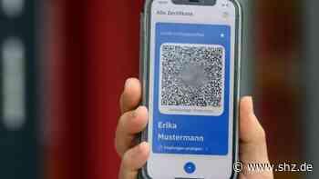 Corona in Nordfriesland: Digitaler Impfausweis: Lecker Apotheker stellt sich auf Ansturm ein | shz.de - shz.de