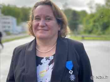 Val-d'Oise. Une infirmière de Taverny à l'honneur - actu.fr