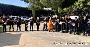 La réserve communale de La Ciotat au service de la sécurité civile - La Provence