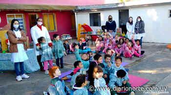 El Jardín de Infantes Nº 143 de Vichadero atiende a 121 niños - Diario NORTE