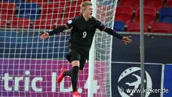 Mainz 05 verlängert langfristig mit U-21-Europameister Burkardt