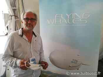 Royan : Flying Whales cherche de la future main-d'œuvre pour ses dirigeables au Rêve d'Icare - Sud Ouest
