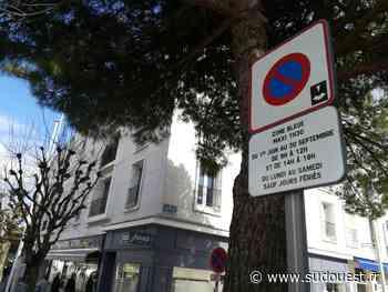 Royan : c'est reparti pour le stationnement en zone bleue en centre-ville - Sud Ouest