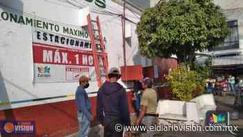 Gobierno de Zacapu, rehabilita instalaciones de mercados municipales - El Diario Visión