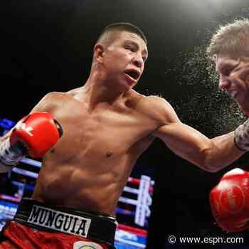 Source: Munguia draws Szeremeta for June bout