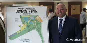 Conception Bay South Moving Forward with Community Park Development - VOCM